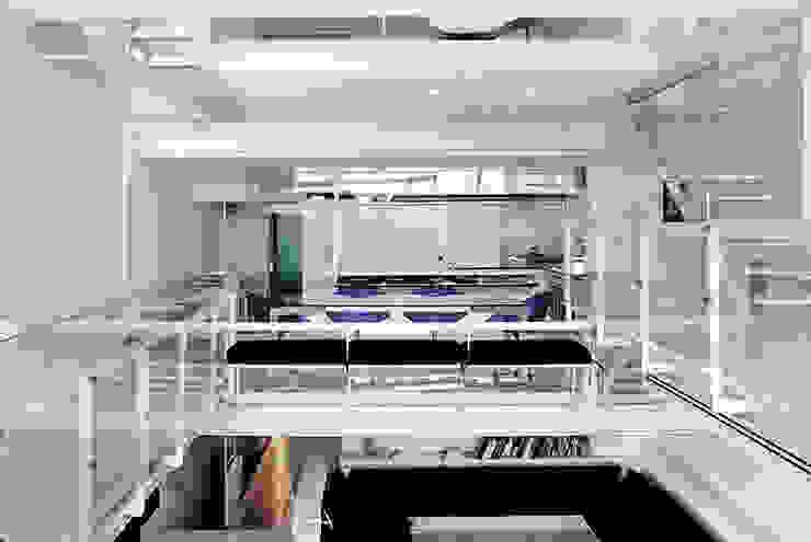 Dining Room - Historic Preservation - Paul Rudolph Estate Modern Dining Room by Joe Ginsberg Design Modern