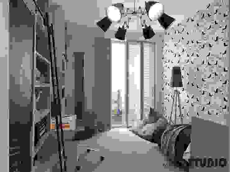 Modern Kid's Room by MIKOLAJSKAstudio Modern