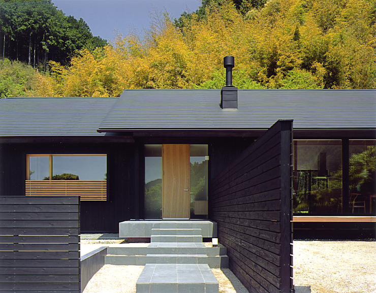 柳瀬真澄建築設計工房 Masumi Yanase Architect Office Modern houses