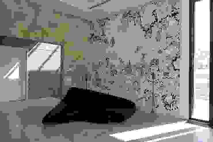 Duvar Kağıtları ve Çeşitleri Modern Duvar & Zemin Evinin Ustası Modern