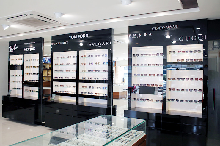 Sunglass Section by ServiceBELL Solutions PVT Ltd Classic Plywood