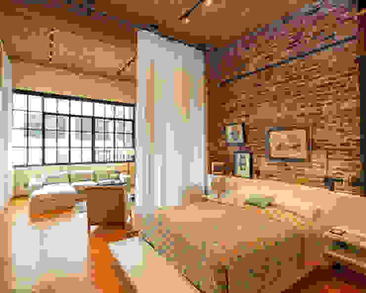 Yatak Odalarında En Çok Hangi Renk Tercih Edilmelidir? Endüstriyel Yatak Odası Evinin Ustası Endüstriyel