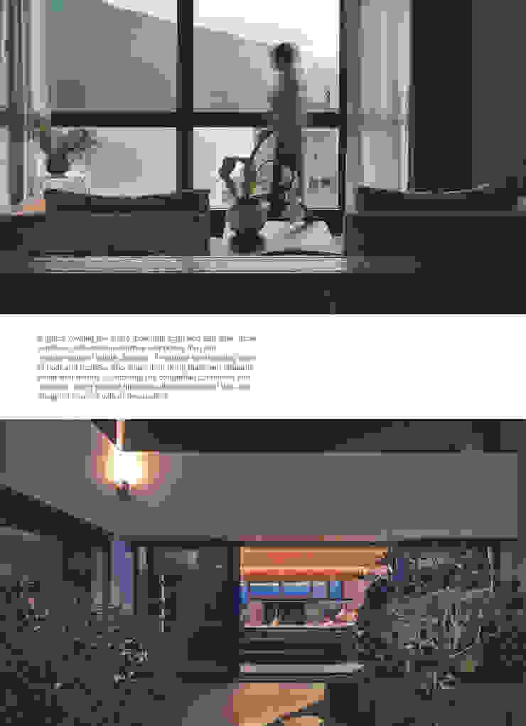 海遼淡水藍 ‧ 山隱綠自得 根據 伏見設計事業有限公司 現代風
