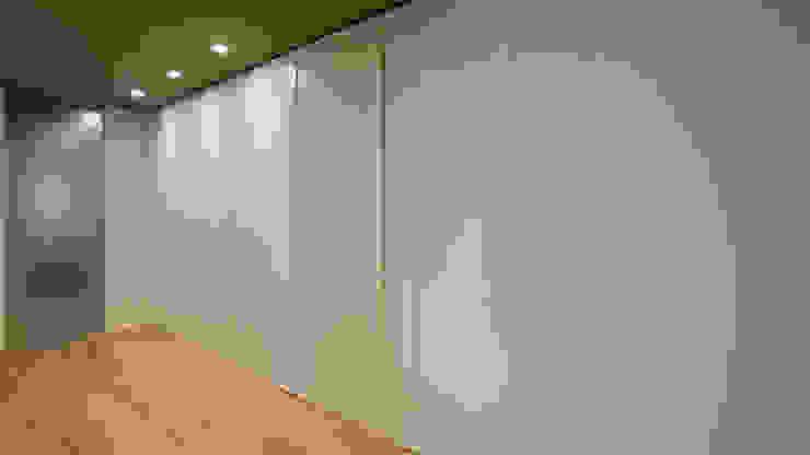 現代  by Archifacturing, 現代風 木頭 Wood effect
