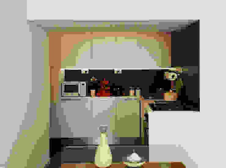 Cocinas de estilo  por Progetto Kiwi Architettura, Moderno