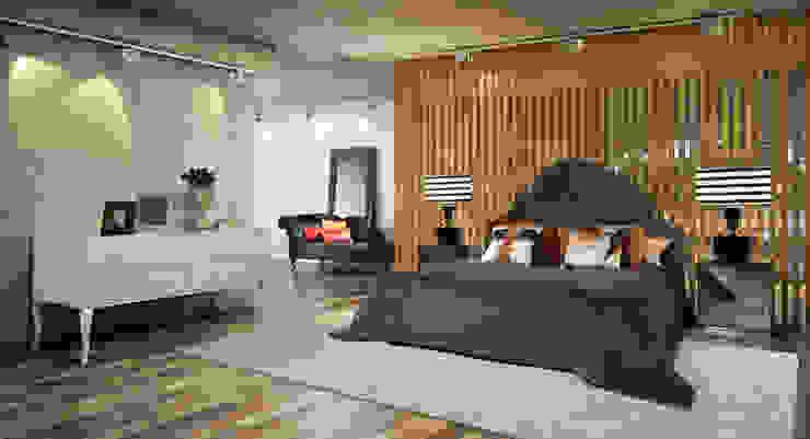 Bedroom by Laskasas,