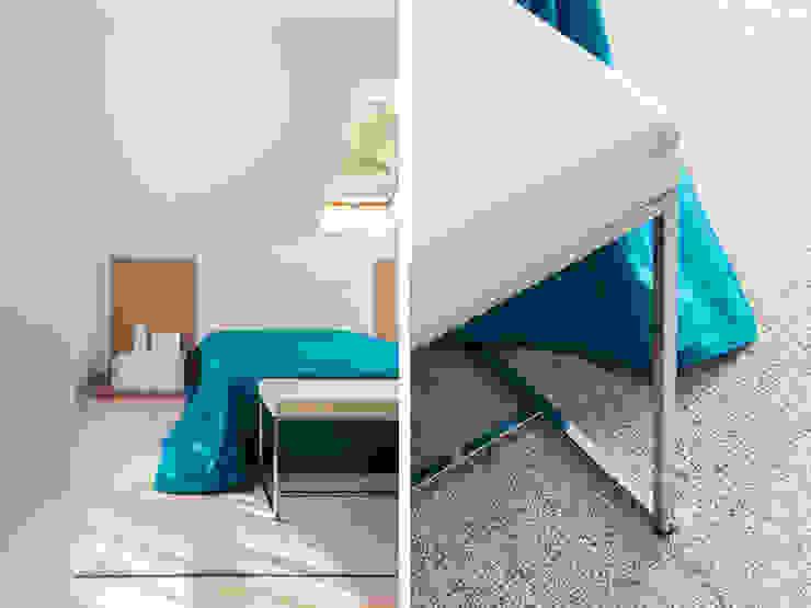 Bedroom Telnova Julia Modern style bedroom Wood White