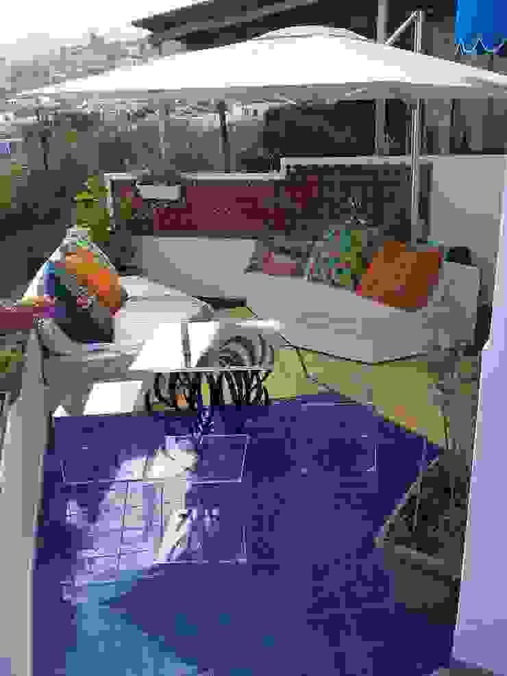 Terrazza Panoramica Ischia Di Studio Iardino Homify