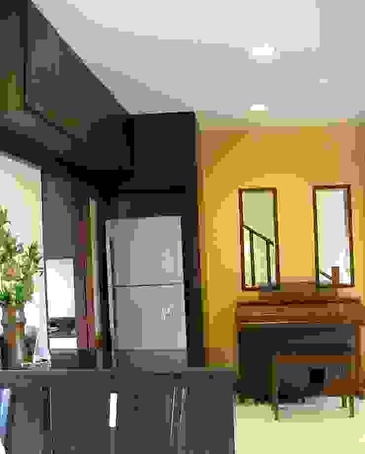 Home Interior Contemporary Design โดย Avatar Co., ltd.