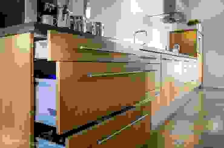 Joep Schut, interieurmaker Moderne Küchen Holz Holznachbildung