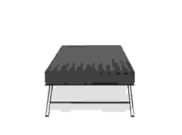 Laskasas SoggiornoAccessori & Decorazioni Metallo Effetto legno