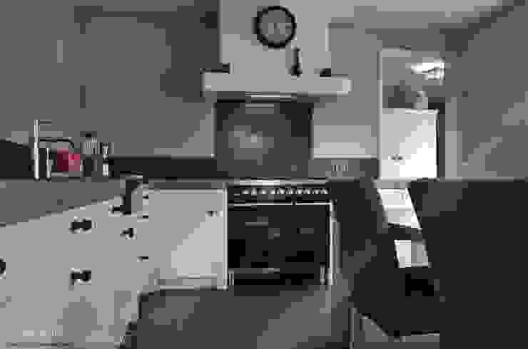 Handgemaakte maatwerkkeuken, landelijk Landelijke keukens van Joep Schut, interieurmaker Landelijk MDF