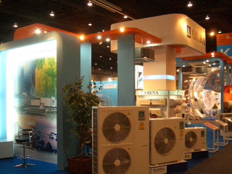 Exhibition Booth โดย Avatar Co., ltd.