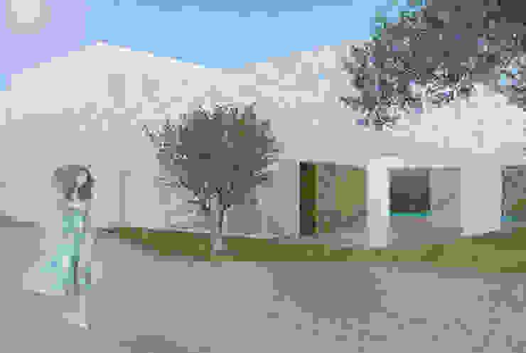 Villa: modern  door Studio Ruimte, Modern