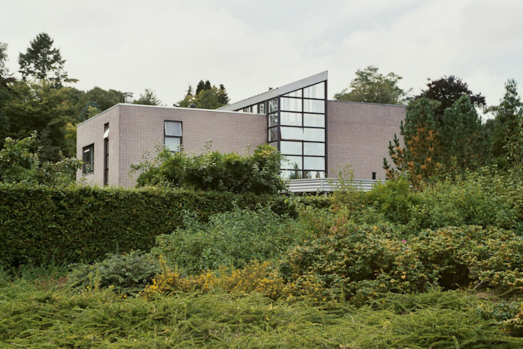 Villa Groningen Minimalistische huizen van Architectenburo Holtrop Minimalistisch