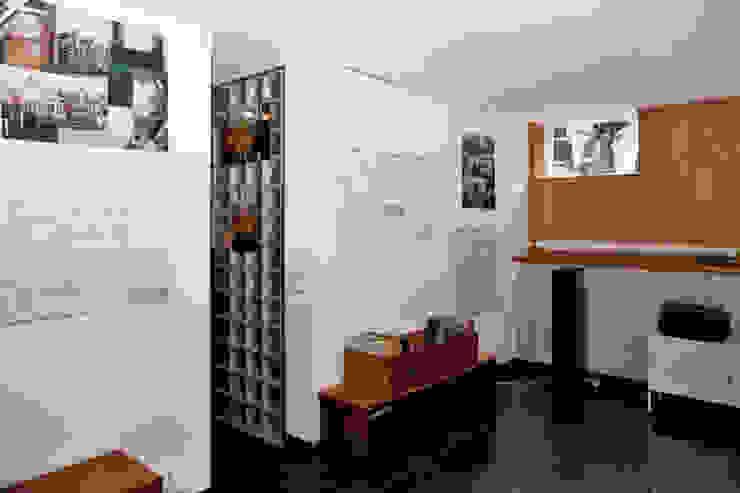 Renovatie souterrain Amsterdam Moderne kantoorgebouwen van Architectenburo Holtrop Modern