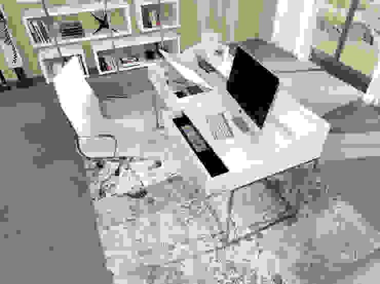 Laskasas Modern style study/office
