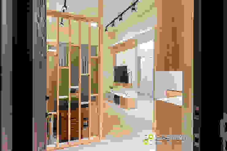 Koridor dan lorong oleh 上云空間設計