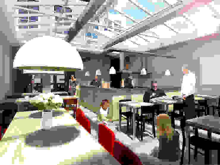 Modern gastronomy by halma-architecten Modern