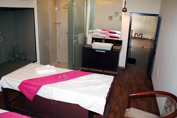 Treatment Room with Shower Cubicle by ServiceBELL Solutions PVT Ltd Classic