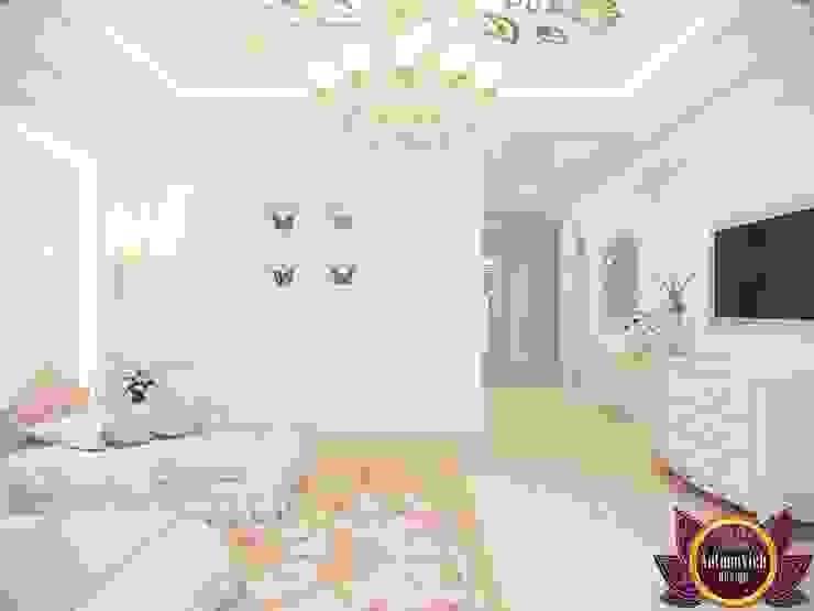 Kids bedroom ideas of Katrina Antonovich Classic style bedroom by Luxury Antonovich Design Classic