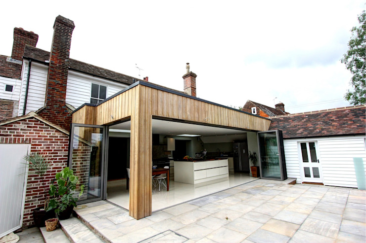 External view Manning Duffie Architects Ltd