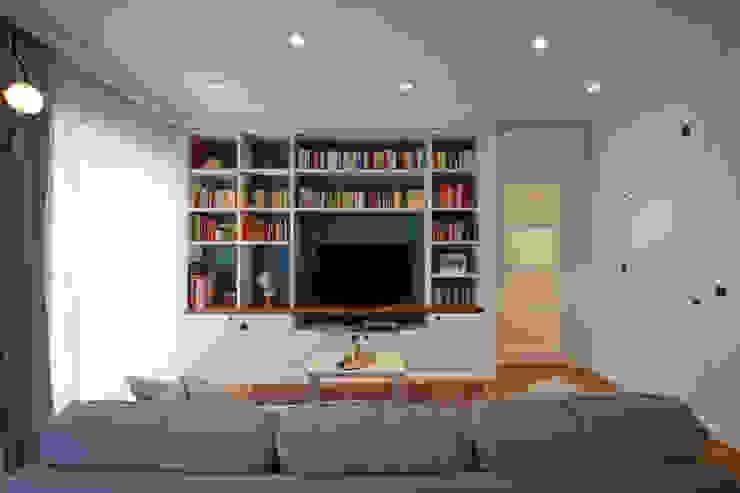 Archifacturing ห้องนั่งเล่น Blue