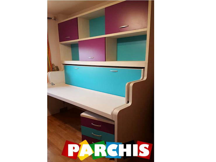 Modern Kid's Room by Muebles Parchis. Dormitorios Juveniles. Modern
