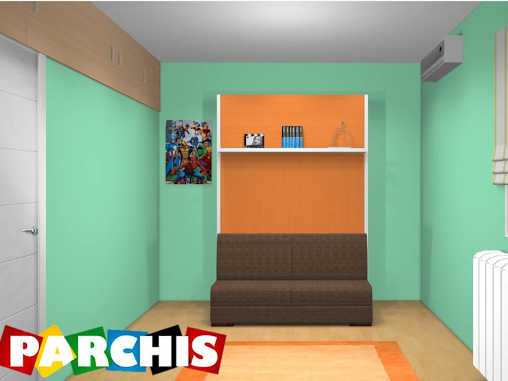 Modern Dining Room by Muebles Parchis. Dormitorios Juveniles. Modern