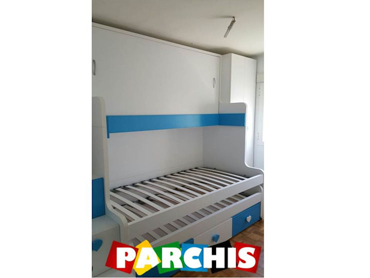 Modern Bedroom by Muebles Parchis. Dormitorios Juveniles. Modern