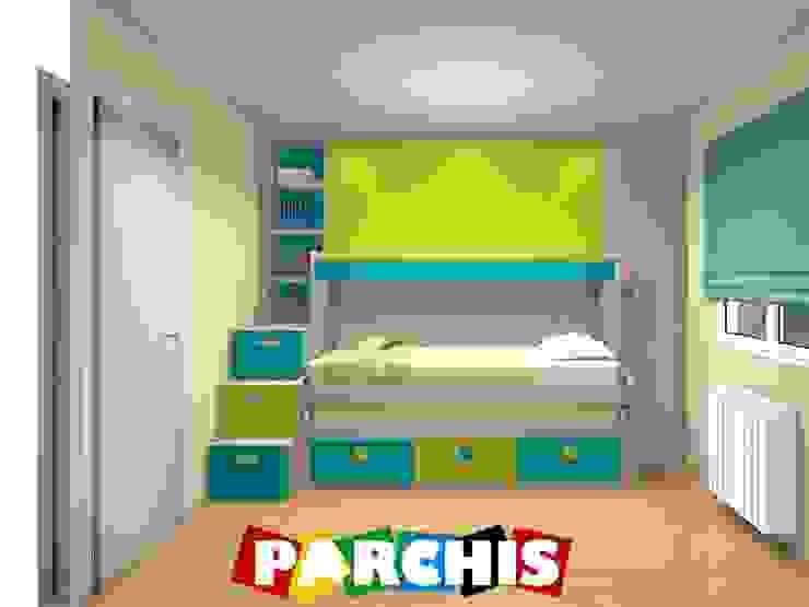 MONTAJES REALIZADOS POR MUEBLES PARCHIS. MUEBLES JUVENILES Muebles Parchis. Dormitorios Juveniles. Dormitorios de estilo moderno