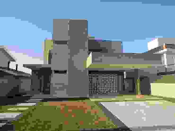 Habitat arquitetura Modern houses Ceramic Grey