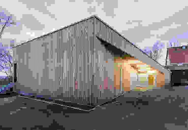 Pakula & Fischer Architekten GmnH Media room