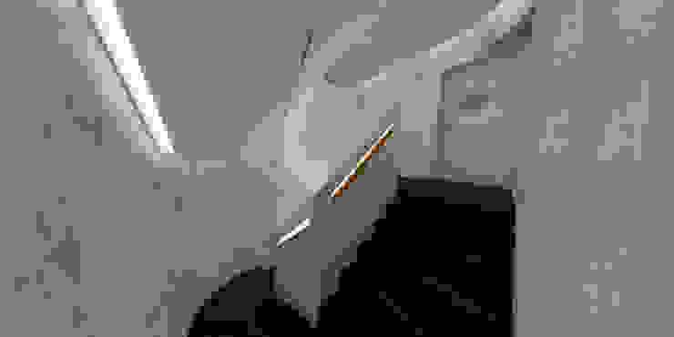 Escadas - Sede da Confederação Operária Terceirense, CATL - Atividades de Tempos Livres por filipabettencourt Moderno