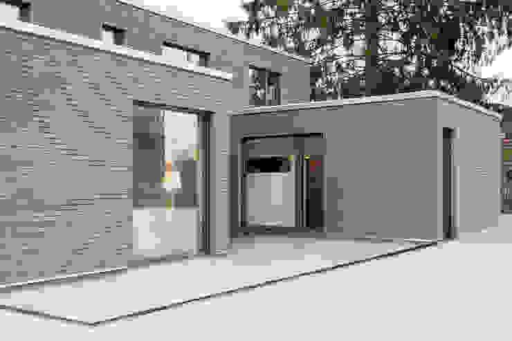 Moderne huizen van sebastian kolm architekturfotografie Modern Hout Hout