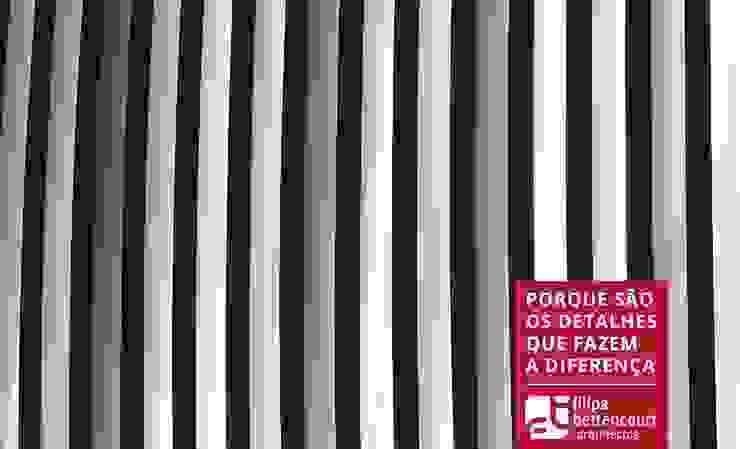 """Pátio - Centro de Acolhimento """"Abrigo Amigo"""" por filipabettencourt Moderno"""