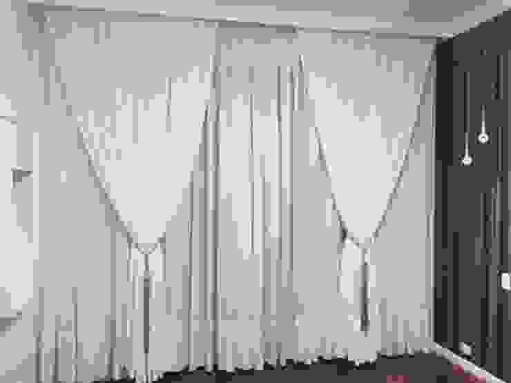 Samira Prado Moda Casa BedroomTextiles Textile White