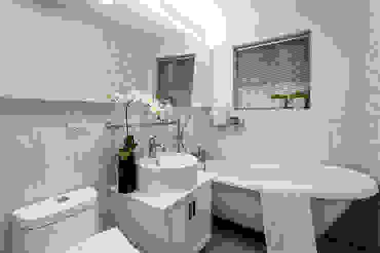 Bathroom by 祥祥設計有限公司,