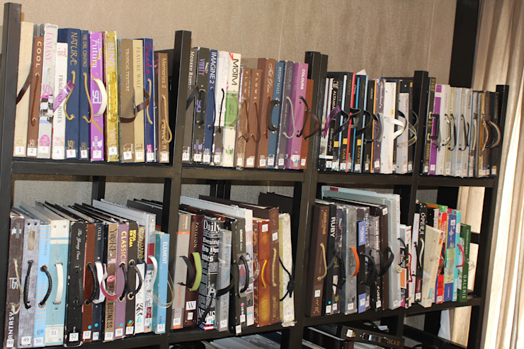 Samira Prado Moda Casa BedroomAccessories & decoration Paper Multicolored