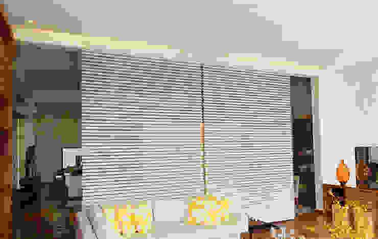 Samira Prado Moda Casa Living roomAccessories & decoration Textile White