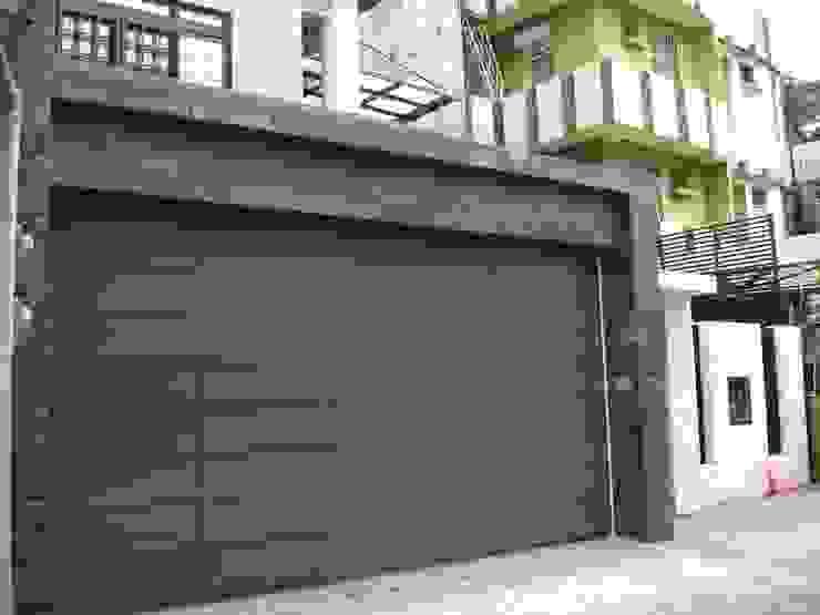 勝暉建築工程行 Modern garage/shed