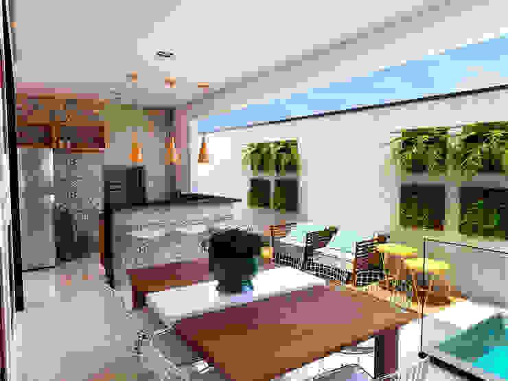 Modern home by ADRIANA MELLO ARQUITETURA Modern