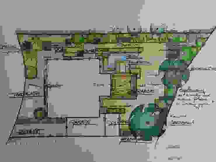 Modern style gardens by wilhelmi garten- und landschaftsarchitektur Modern