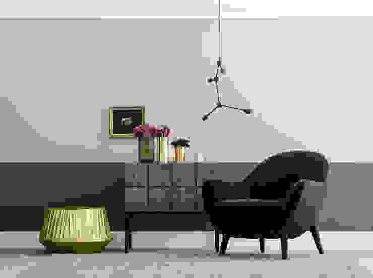 Salas de estar modernas por SCHÖNER WOHNEN-FARBE Moderno