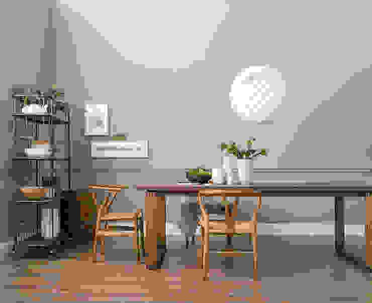Salas de jantar modernas por SCHÖNER WOHNEN-FARBE Moderno