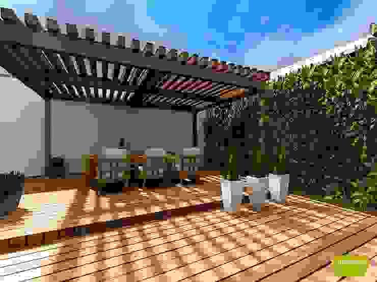 Propuesta de Terraza de Lobato Arquitectura