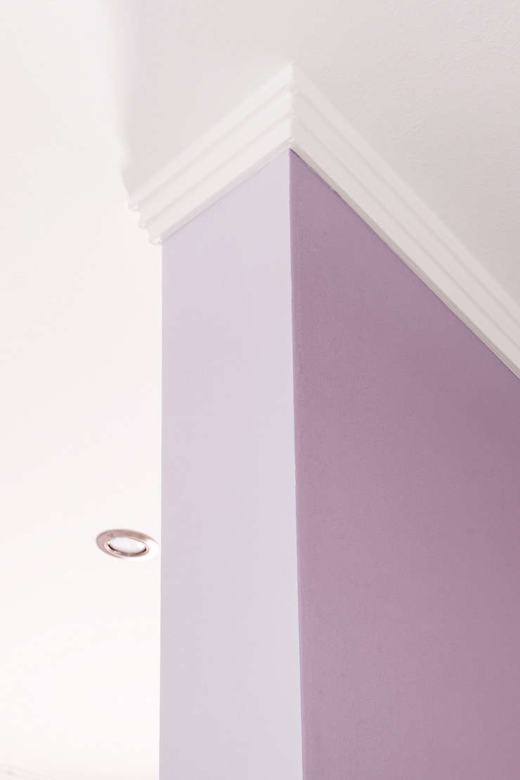 FARBCOMPANY Living room Purple/Violet