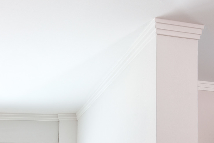 FARBCOMPANY Living room White