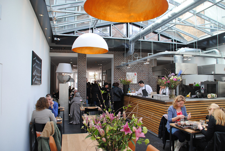 halma-architecten Gastronomie moderne
