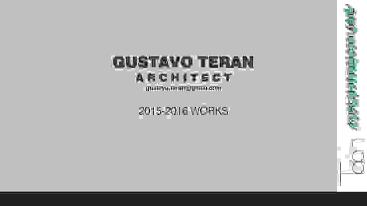 Proyectos de Arq. Gustavo Teran